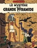 Edgar Pierre Jacobs - Les aventures de Blake et Mortimer Tome 4 : Le mystère de la Grande Pyramide - Tome 1.