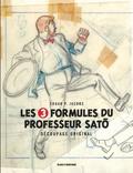 Edgar Pierre Jacobs - Les aventures de Blake et Mortimer  : Les 3 formules du Professeur Sato - Découpage original.