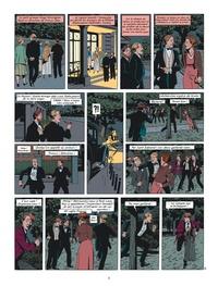 Les aventures de Blake et Mortimer Tome 24 Le testament de William S.