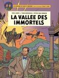 Peter Van Dongen et Yves Sente - Les aventures de Blake et Mortimer  : La vallée des immortels - Coffret en deux volumes.