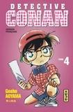 Gôshô Aoyama - Détective Conan Tome 4 : .