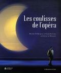 Martine D. Mergeay et Frank De Crits - La Monnaie, les coulisses de l'opéra. 1 DVD