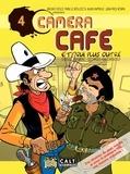 Georges Van Linthout et  Stibane - Caméra Café Tome 4 : Et qui plus outre.