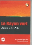 Jules Verne - Le Rayon vert. 1 CD audio MP3