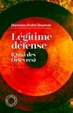 Stanislas-André Steeman - Légitime défense - Quai des Orfèvres.