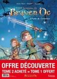 Alain Ruiz et  Picksel - Les chroniques de Braven Oc Tome 2 : Offre découverte avec le Tome 1 offert - Tome 1, L'Epée de Galamus ; Tome 2, Le Cri des eaux salées.