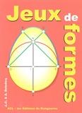 Jean-Christophe Deledicq et André Deledicq - Jeux de formes.