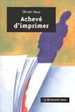 Olivier Mau - .