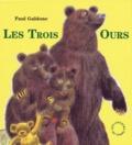 Les trois ours / Paul Galdone | Galdone, Paul (1907-1986). Auteur