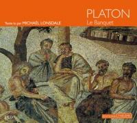 Platon - Le Banquet. 2 CD audio