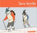 Hector Malot - Sans famille. 3 CD audio