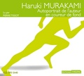 Haruki Murakami - Autoportrait de l'auteur en coureur de fond. 1 CD audio MP3