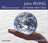 John Irving - Le monde selon Garp. 2 CD audio MP3