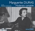 Marguerite Duras - Moderato cantabile. 1 CD audio MP3
