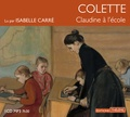 Colette - Claudine à l'école. 1 CD audio MP3