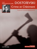Fédor Dostoïevski - Crime et châtiment. 1 CD audio MP3
