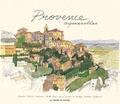 Fabrice Moireau et Jean-Marie Dallet - Provence aquarelles.