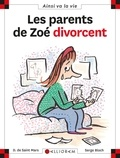 Parents de Zoé divorcent (Les) | Saint-Mars, Dominique de (1949-....)