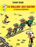 René Goscinny et  Morris - Lucky Luke Tome 17 : La ballade des Dalton et autres histoires.