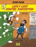 Daniel Pennac et Tonino Benacquista - Les Aventures de Lucky Luke d'après Morris Tome 4 : Lucky Luke contre Pinkerton.