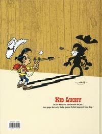 Les aventures de Kid Lucky Tome 5 Kid ou double