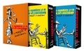 Morris et René Goscinny - Lucky Luke L'intégrale : Coffret en 2 volumes.