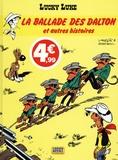 Morris et René Goscinny - Lucky Luke Tome 17 : La ballade des Dalton et autres histoires.