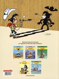 Les aventures de Kid Lucky Tome 3 Statue Squaw -  -  Edition limitée