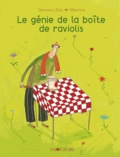 Germano Zullo et  Albertine - Le génie de la boite de raviolis.