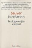Conférence évêques de France - Sauver la création - Ecologie enjeu spirituel.