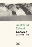 Gabriella Zalapi - Antonia - Journal 1965-1966.
