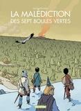 Laurent Parcelier - La Malédiction des Sept Boules Vertes Intégrale : .
