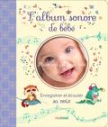 Federica Romagnoli et Clara Zanotti - L'album sonore de bébé.