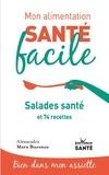 Alessandra Moro Buronzo - Salades santé - 59 recettes.