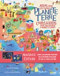 Lavagno Enrico et  Sacco - Planete Terre - Atlas pour les enfants - Cartes & vidéos pour découvrir le monde et l'espace.