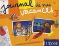 Nathalie Richard - Journal de mes vacances.