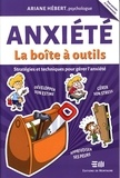 Ariane Hébert - Anxiété : La boîte à outils.