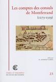 R. Anthony Lodge - Les comptes des consuls de Montferrand (1273-1319).