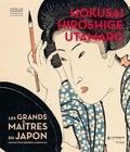 Anna Katarzyna Maleszko - Hokusai, Hiroshige, Utamaro - Les grands maitres du Japon, collection Georges Leskowicz.
