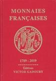 Francesco Pastrone - Monnaies françaises 1789-2019.