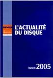 IRMA - L'actualité du disque.