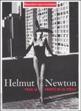 Pierre Veilletet - Helmut Newton pour la liberté de la presse.