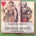 Marie de France - Les deux amants et autres récits. 1 CD audio