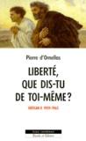 Pierre d' Ornellas - .
