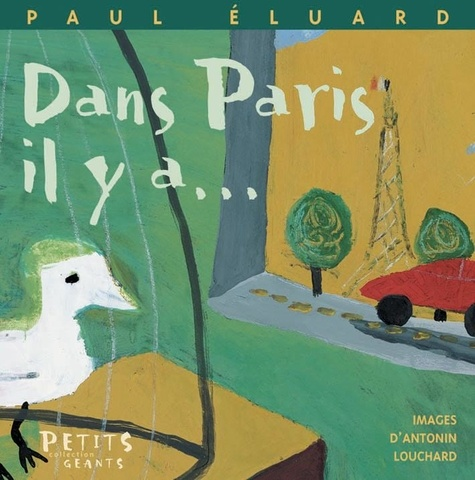 Dans paris il y a ... / Paul ELUARD | ELUARD, Paul