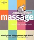 Fiona Harrold - Massage - A tout âge, à tout moment, en tout lieu.