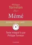 Philippe Torreton - Mémé. 1 CD audio MP3