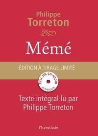 Philippe Torreton - Mémé. 1 CD audio MP3