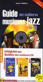 André Fanelli et Henri Lecomte - Intégrale des Guides des meilleurs CD - Pack 3 volumes classique/world/jazz.