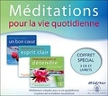 Tharpa Editions - Méditations pour la vie quotidienne - 3 CD audio.